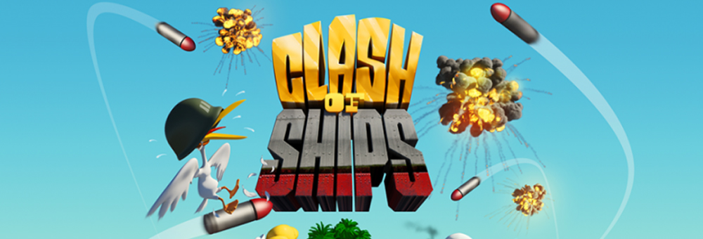 work clash of ships